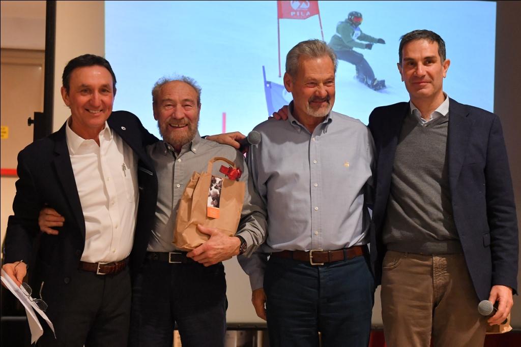 Premiazione Professionisti pió Anziani